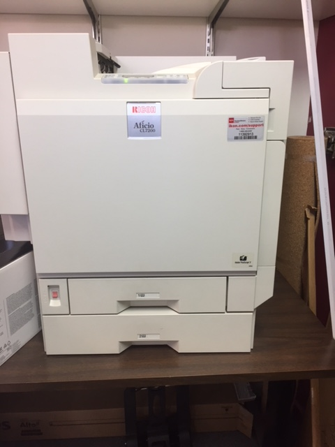 Ricoh Color Printer