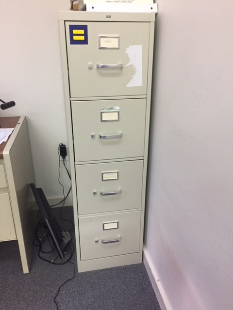 Tall File Cabinet 2