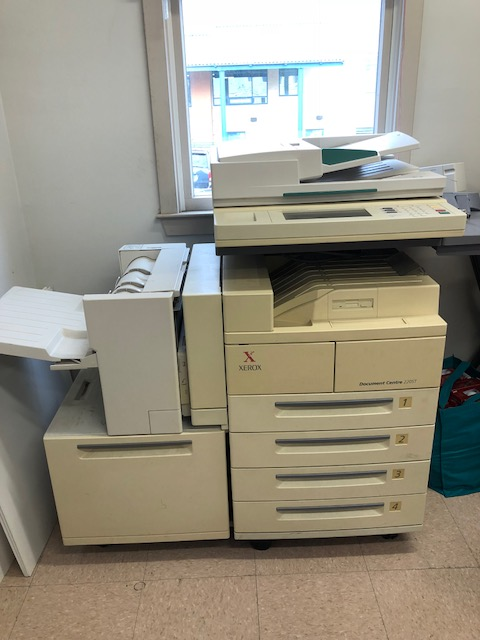 Xerox Document Center 220ST copier