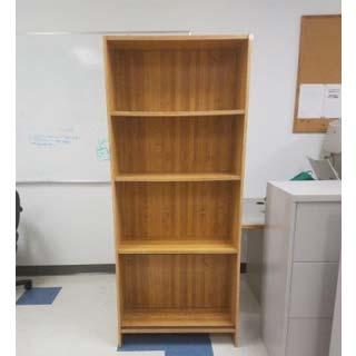 Cabinet With Shelves 1