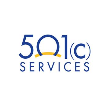 501(c) Services logo