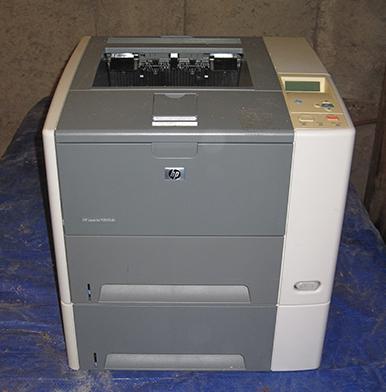 HP Laser Jet P3005dn
