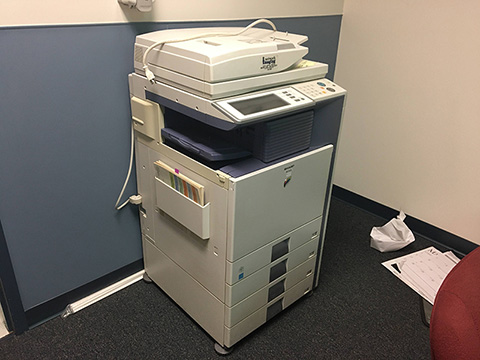 Copier – SHARP MX-3501N