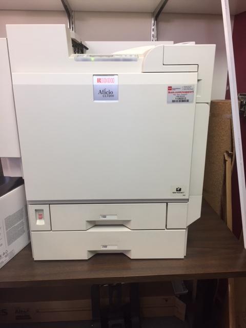 Ricoh Color Printer
