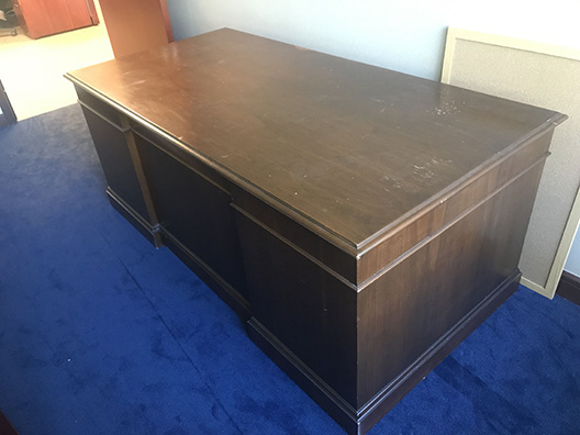 Second Large Desk