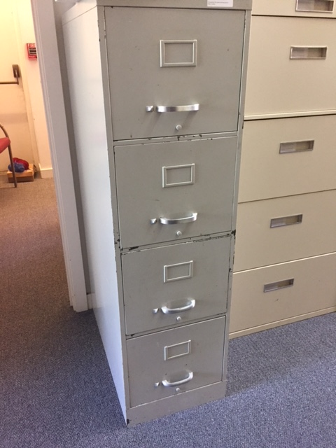 Tall File Cabinet 3