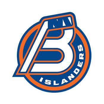 Bridgeport Islanders hockey team logo