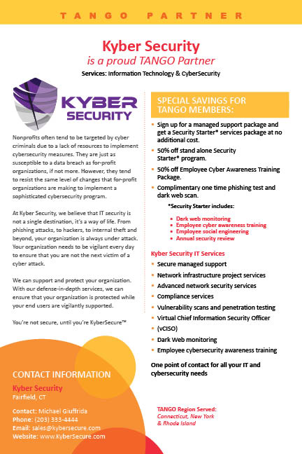 Kyber Security VP image
